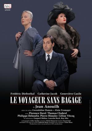 """Théâtre de Propriano : """" Le voyayeur sans bagage"""" à l'affiche"""