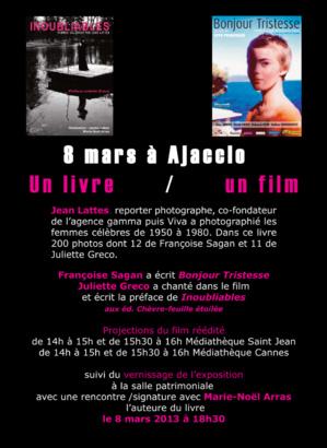 La ville d'Ajaccio met les femmes à l'honneur