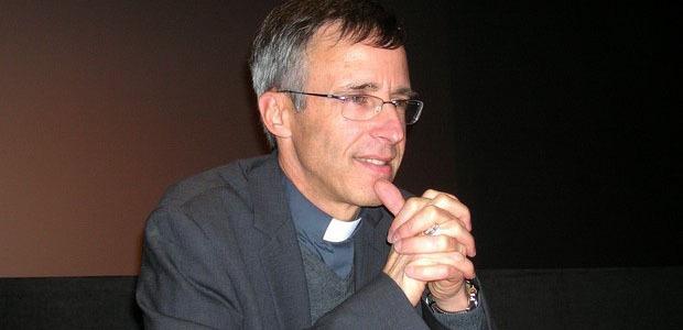 L'Evêque d'Ajaccio Mgr Olivier de Germay a annoncé l'organisation d'une Fête du Denier le dimanche 10 mars à travers toute l'île lors d'une conférence de presse à l'Evêché. (Photo archive : Yannis-Christophe Garcia)