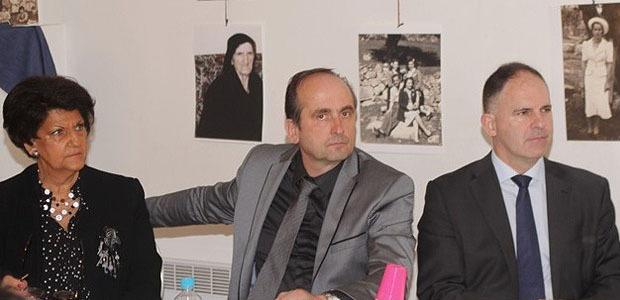 Patricia Maestracci, Pierre Gudoni, Louis Le Franc