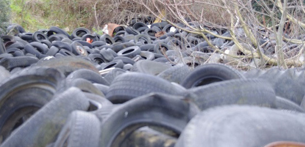 Ajaccio : Les pneus bannis du paysage de Saint-Antoine