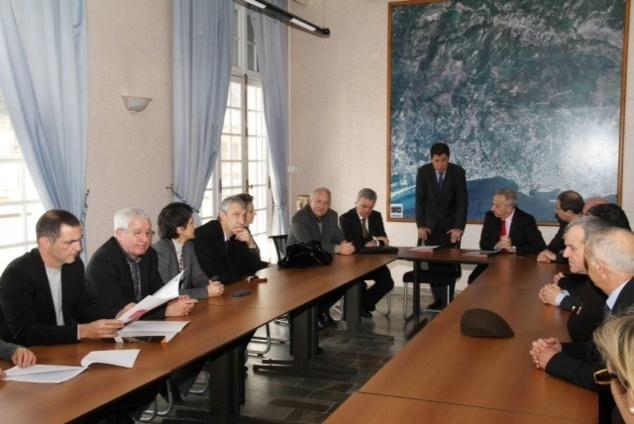 Bastia signe a cartula di a lingua corsa