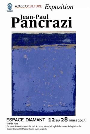 Expostion J.P Pancrazi