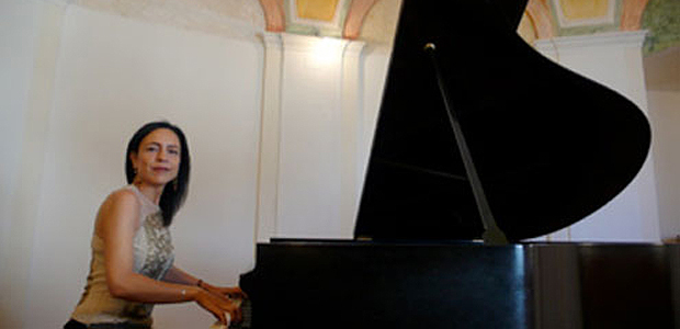 Patrizia Poli en concert à Ajaccio