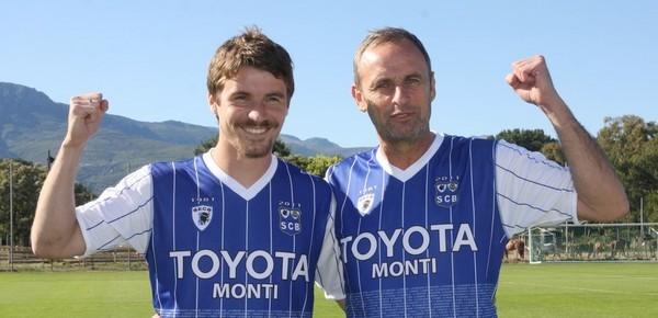 Yannnick Cahuzac et Paul Marchioni : Des capitaines gagnants !