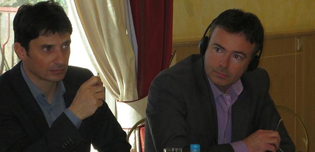Jean-Louis Luciani, président de l'Odarc