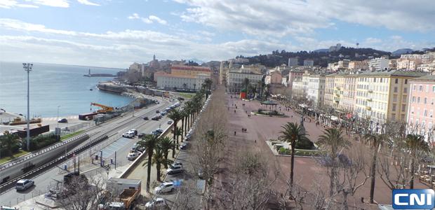 L'image du jour : Bastia, la belle