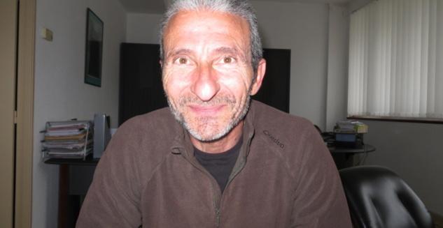 Joseph Colombani, nouveau président de la Chambre d'agriculture régionale