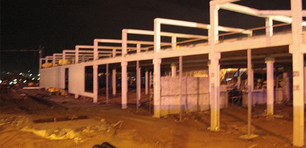 Ajaccio : Trois blessés légers dans l'attentat contre le chantier de Leroy Merlin