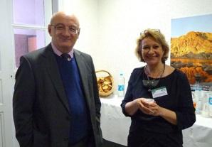 Antoine Feracci et Marie-Hélène Luciani