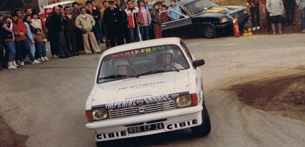 L'Opel Kadett : Toujours là