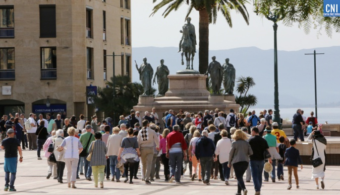 Les vrais chiffres de l'impact de la crise sanitaire sur le tourisme corse