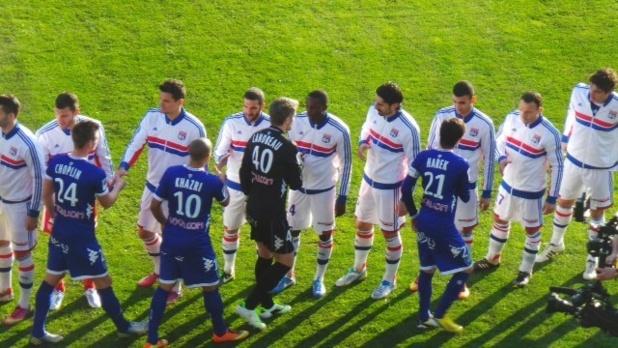 Le Sporting donne la leçon à Lyon