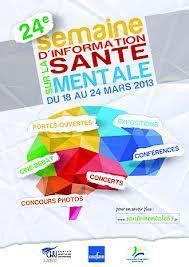 Une semaine d'Information sur la santé mentale