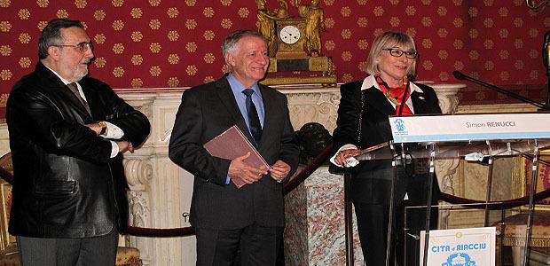70e anniversaire de la Libération de la Corse: Fred Scamaroni, ce héros