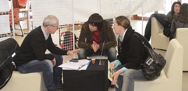 Un joli succès pour les Rencontres pour l'emploi à Calvi