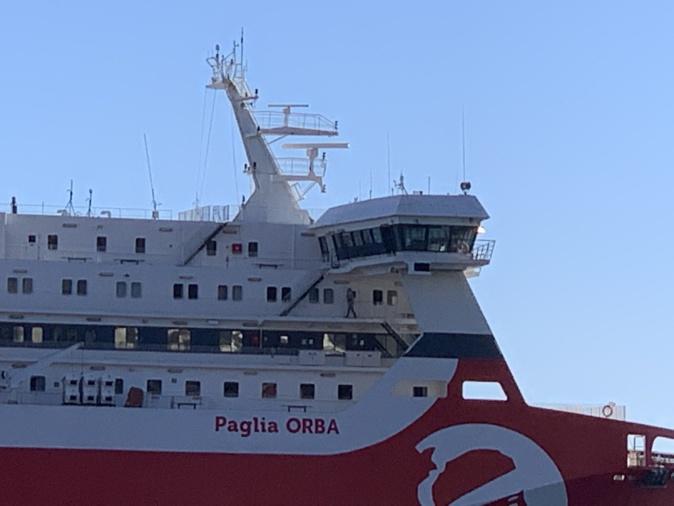 """Avarie du"""" Paglia Orba"""" : le navire immobilisé dans le port de Bastia"""