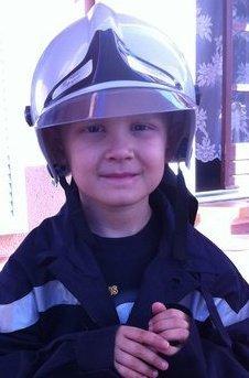 Le Petit Pompier Jean-Bapti