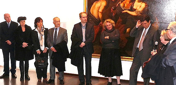 """Bastia : """"Théodore de Neuhoff, roi de Corse, prince des chimères"""" au musée"""