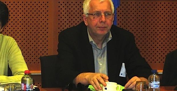 Saveriu Luciani, élu territorial de Femu a Corsica