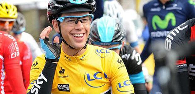 Richie Porte : Le critérium après Paris-Nice ? (Reuters)