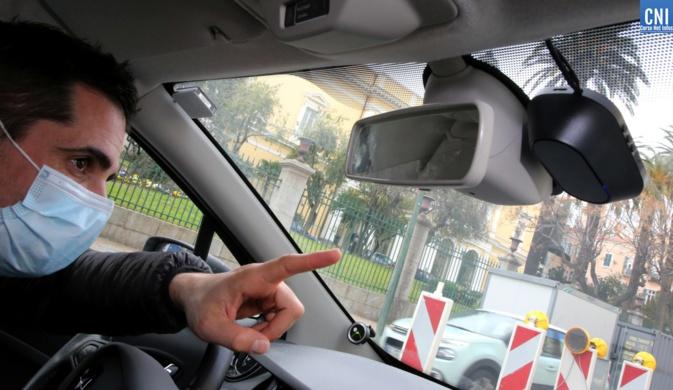 Après New-York, Barcelone ou Rome, la technologie Mobileye débarque à Ajaccio