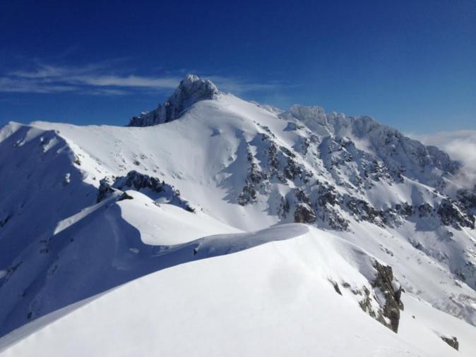 La photo du jour : le Monte d'Oru vu de Bocca Muratellu