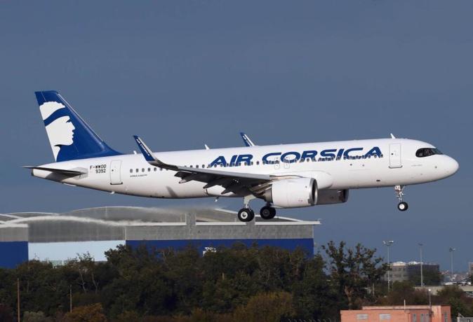 Air Corsica : pour voyager au tarif résident il faut, désormais, un numéro d'accréditation