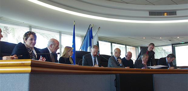 Ajaccio :  Signature officielle de la Charte pour la prévention territorialisée