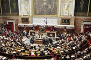 Hémicycle de lAssemblée Nationale