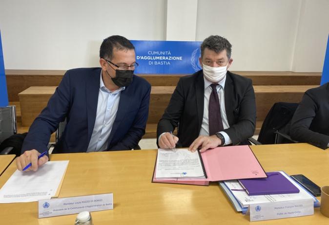 Bastia : un nouveau conseil intercommunal de sécurité et de prévention de la délinquance