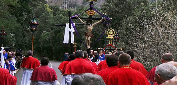 Dans le sillage di u Venneri santu in Pieve di Lota