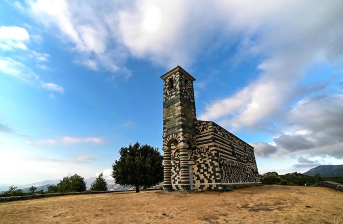 L'église San Michele de Murato (photo Julie Beretti)