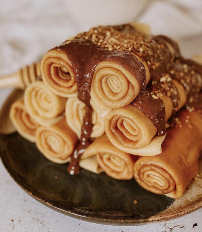 A Table : la recette des crêpes moelleuses avec... la Petite Cuisine de Marie
