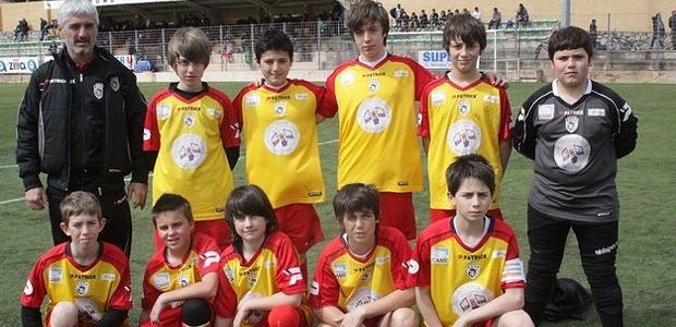 Coup d'envoi du tournoi du FC Calvi