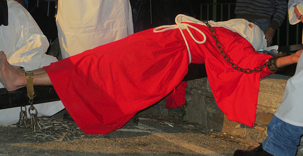 Bisinchi : L'Incatinatu tout en ferveur