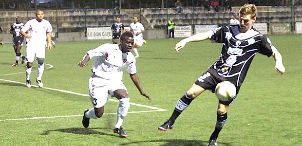 Le FC Calvi n'arrive pas à se défaire d'Ivry