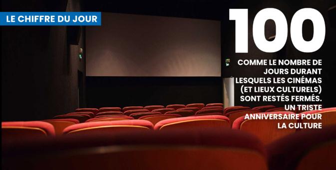 Les salles de cinéma sont désespérément vides, comme ici au Régent de Bastia © M.Benedittini