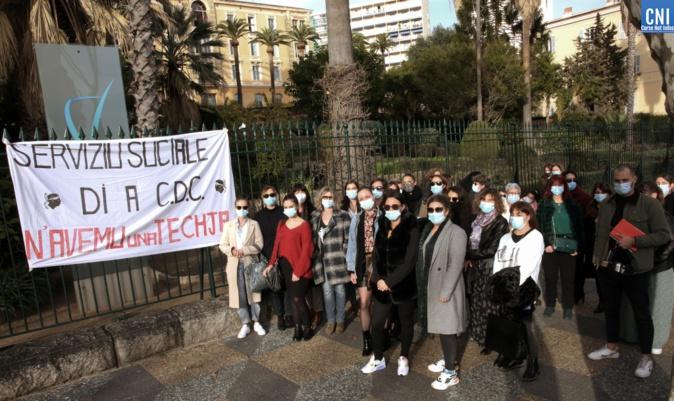 Protection de l'enfance : préavis de grève à la Collectivité de Corse
