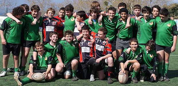 """Rugby : Succès du IV éme Tournoi """"Chjami è Rispondi"""" du C.R.A.B XV"""
