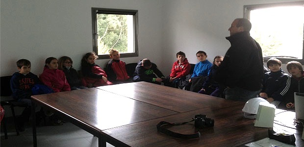 """L'EDF et le CPIE """"A Rinascita"""" sensibilisent les écoliers aux énergies renouvelables"""