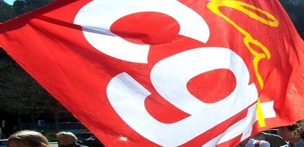 La CGT proteste contre la venue du président de la Cour des Comptes
