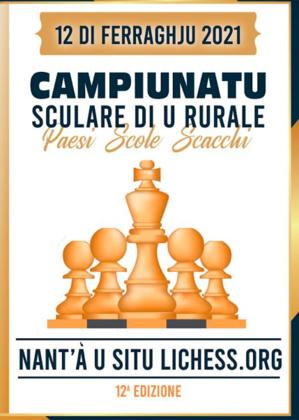 """Echecs : Une 12e édition du tournoi scolaire """"Scacchi in Paese"""" en ligne"""