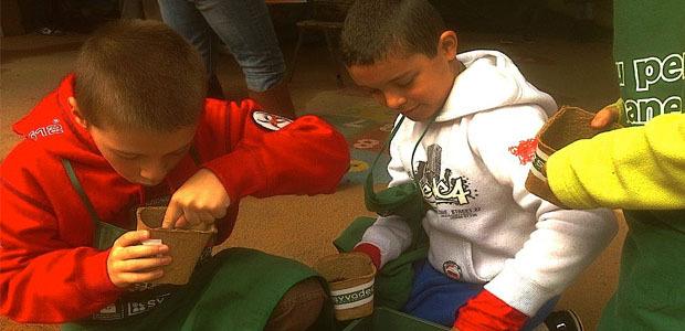 Syvadec : Des ateliers de compostage pour sensibiliser les jeunes
