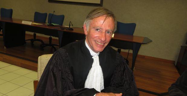 Jean-Louis Heuga, président de la Chambre régionale des comptes