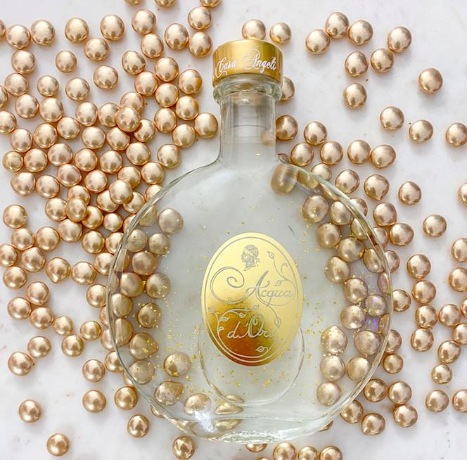 Acqua d'Oru : de l'or du Cap Corse en bouteille