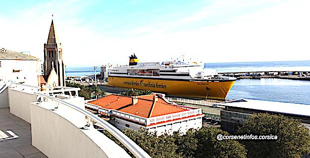 Corsica Ferries met le cap sur l'Algérie avec une escale en Espagne