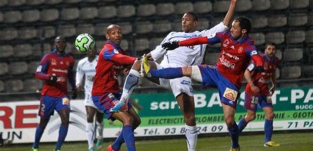 Le GFCA et Auxerre dos à dos (0-0)