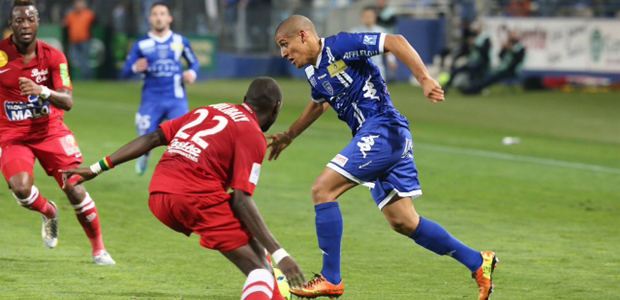 "Le Sporting ""dynamite"" Brest (4-0) !"