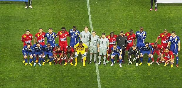 "Le Sporting ""dynamite"" Brest (4-0) !"
